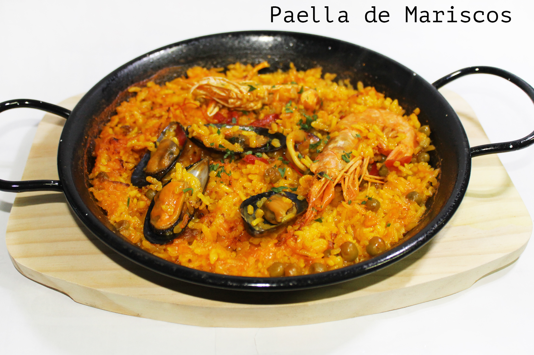 Paella Mariscos9
