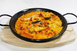 Paella-Mixta