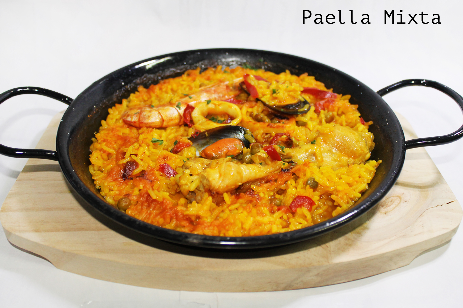 Paella Mixta10